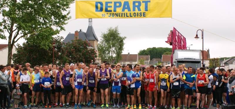 Infos de la course de Juniville